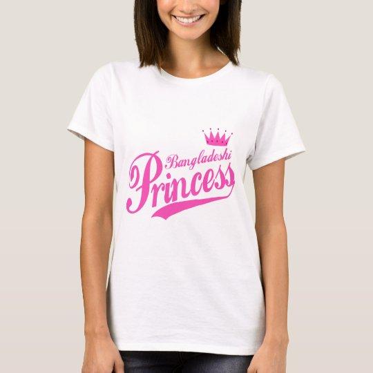Bangladeshi Princess T-Shirt