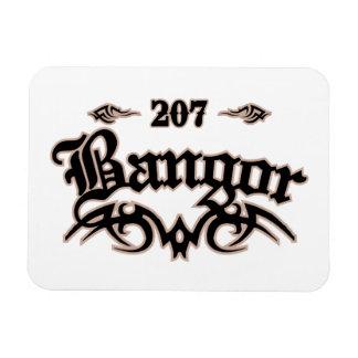 Bangor 207 magnet