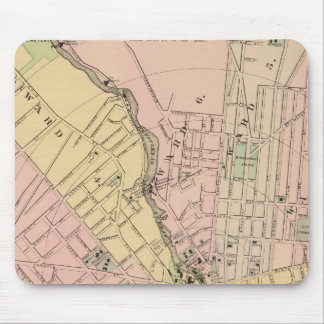 Bangor, Brewer, Maine Mouse Pad