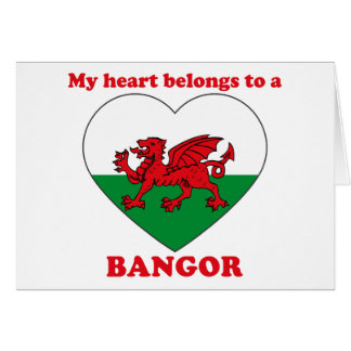Bangor Card