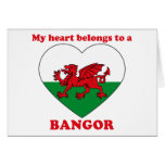 Bangor Felicitación