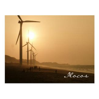 Bangui Windmills Postcard