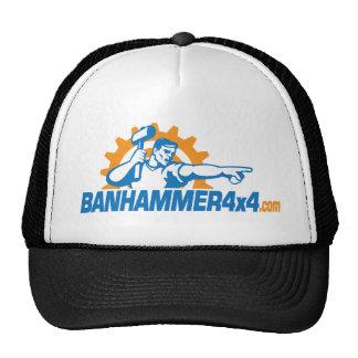 BanHammer 4x4 Gear Trucker Hat