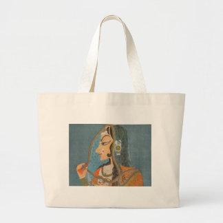 Bani Thani Large Tote Bag