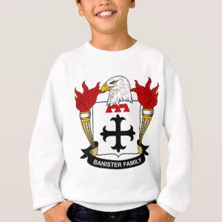 Banister Family Crest Sweatshirt