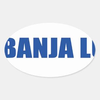 Banja Luka, Bosnia Sticker