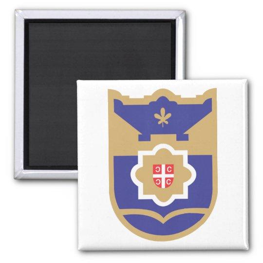 Banja Luka Coat of Arms Magnet