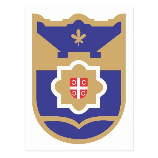 Banja Luka Coat of Arms Post Cards