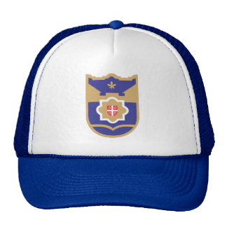 Banja Luka Coat of Arms Trucker Hat