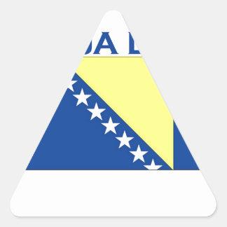 Banja Luka Triangle Sticker