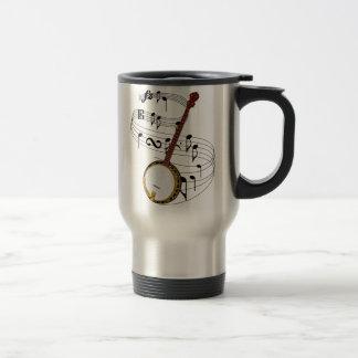 Banjo 15 Oz Stainless Steel Travel Mug