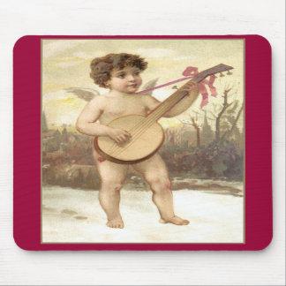 Banjo Angel Mousepad