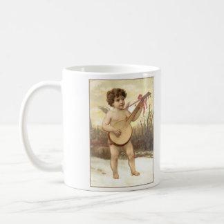Banjo Angel Mug