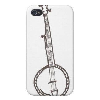 Banjo Boy iPhone Case