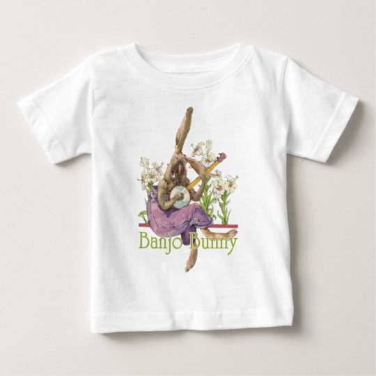 Banjo Bunny Infant light short sleeve T-Shirt