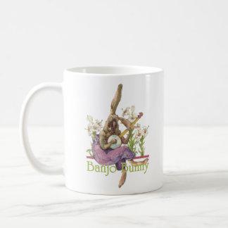 Banjo Bunny Mug