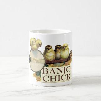 Banjo Chick Mug