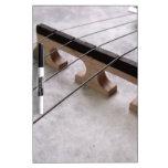 Banjo Closeup Photo Dry Erase Boards