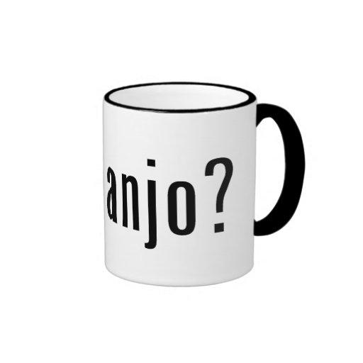 ¿banjo conseguido? taza de dos colores