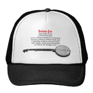 Banjo Definition Hat