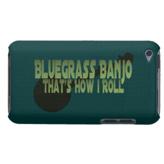 Banjo del Bluegrass. Ése es cómo ruedo Case-Mate iPod Touch Cárcasas