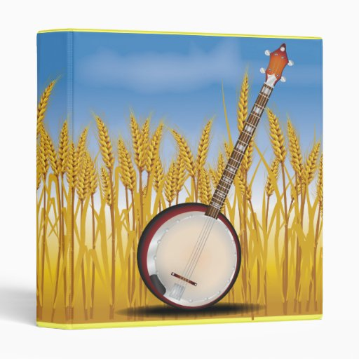 "Banjo del Hillbilly Carpeta 1"""