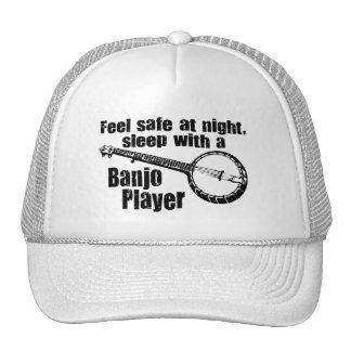 Banjo divertido gorros