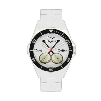 Banjo Duet Stainless Watch
