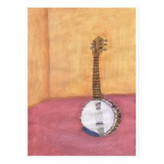 Banjo-en-uno-room Postal