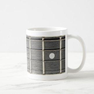 Banjo Fretboard Mug, Glass Or Travel Mug