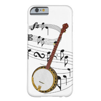 Banjo Funda De iPhone 6 Barely There