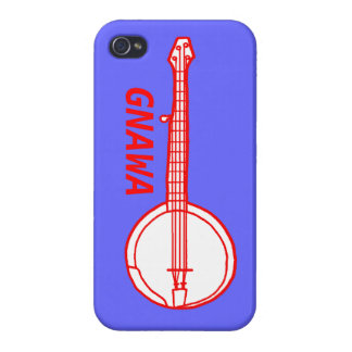 Banjo Gnawa Case For iPhone 4