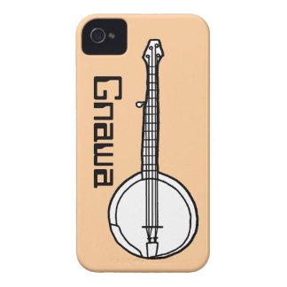 Banjo Gnawa iPhone 4 Carcasa