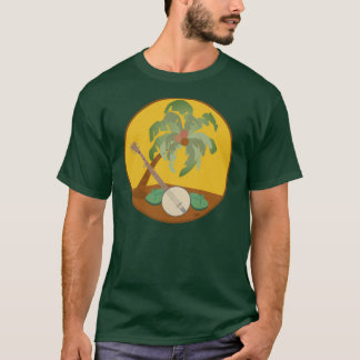 Banjo in Paradise T-Shirt