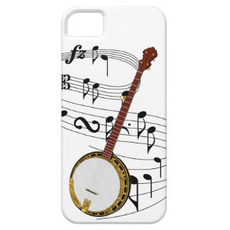 Banjo iPhone 5 Cover