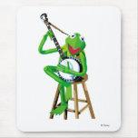 Banjo Kermit Disney Alfombrilla De Ratón