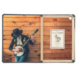 Banjo Man Cover For iPad Air