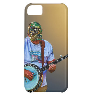 BANJO MAN COVER FOR iPhone 5C