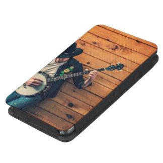Banjo Man Galaxy S5 Pouch