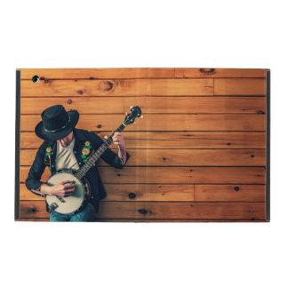 Banjo Man iPad Cases