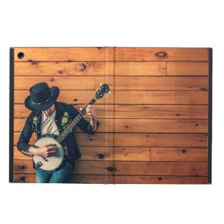 Banjo Man iPad Air Covers
