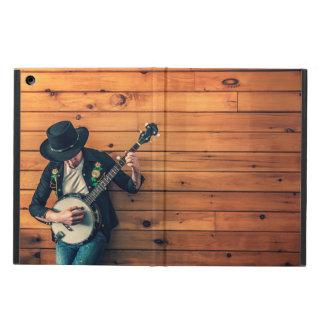 Banjo Man iPad Air Cover
