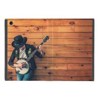 Banjo Man Cover For iPad Mini