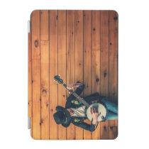 Banjo Man iPad Mini Cover