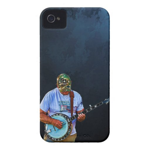 BANJO MAN iPhone 4 Case-Mate CASES