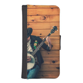 Banjo Man iPhone SE/5/5s Wallet