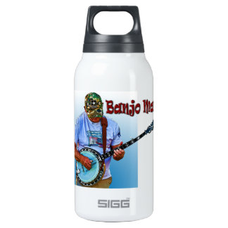 BANJO MAN SIGG THERMO 0.3L INSULATED BOTTLE