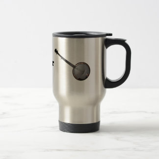 Banjo & Mandolin Picker Coffee Mug