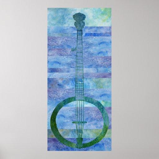 Banjo Mesa Print