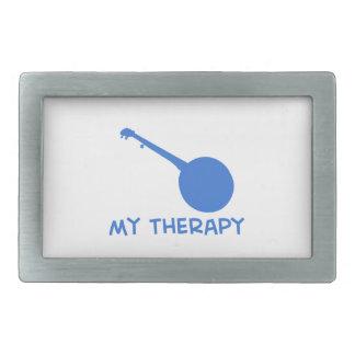 Banjo mi terapia hebillas cinturon